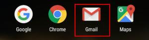 Icona gmail