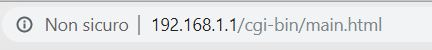 Indirizzo ip del router